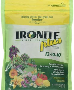 Ironite Plus Lawn and Plant Food 12-10-10