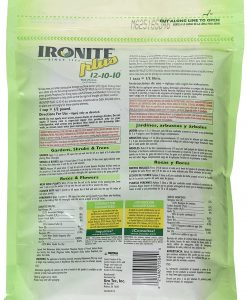 Ironite Plus Lawn and Plant Food