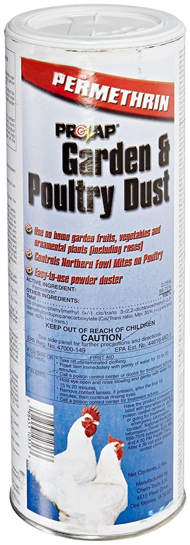 Prozap Garden & Poultry Dust
